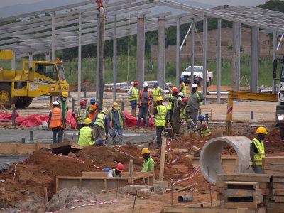 23rd July 2014 Dodowa Site Works