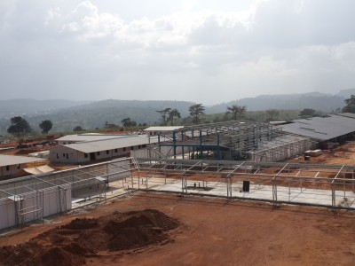 25th November 2015 Kumawu Hospital Main Building Overview