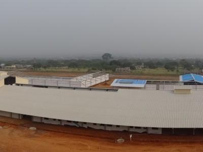 17th January 2015 Dodowa Hospital Main Building