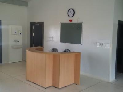 28th February 2016 Dodowa Hospital Ward Reception
