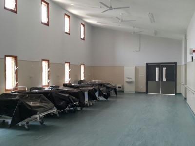 28th February 2016 Dodowa Hospital A&E