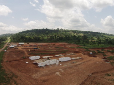 30th April 2015 Kumawu District Hospital Site
