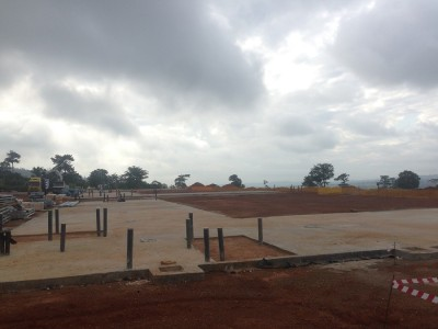23rd June 2015 Kumawu Hospital Ward Foundations