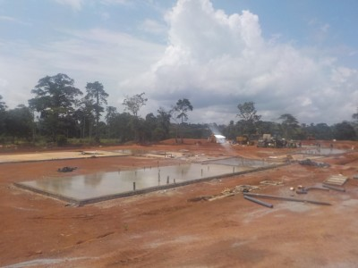 30th June 2015 Abetifi Hospital Foundations