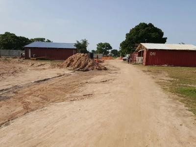 30th September Garu Hospital Construction Site Office