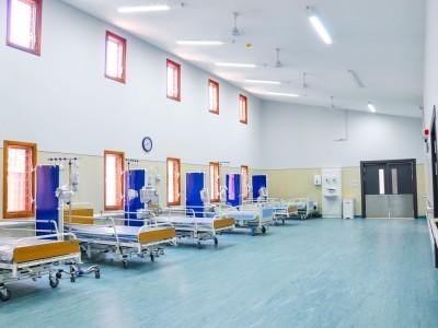 22nd March 2016 Dodowa Hospital A&E