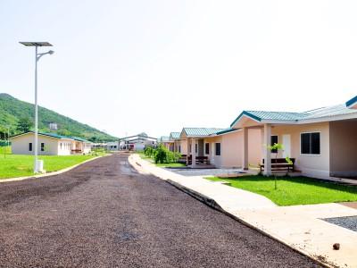 22nd March 2016 Dodowa Hospital Staff Housing