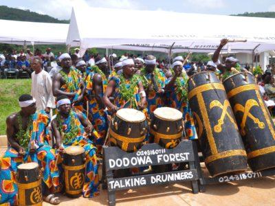4th April 2016 Dodowa Ceremonial Handover