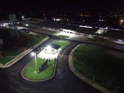 9th April 2016 Dodowa Hospital Night Time View