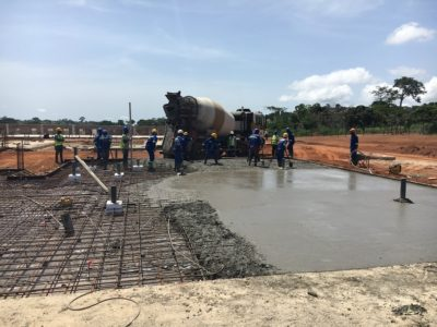 05th May 2016 Abetifi Hospital Foundations