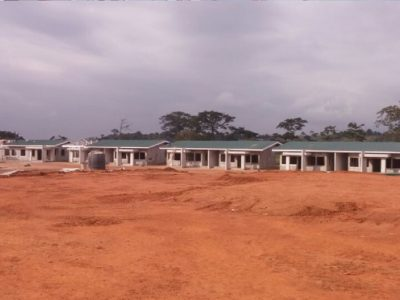 13th July 2016 Abetifi Staff Housing