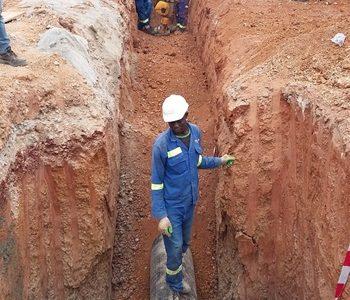 17th August 2016 - Kumawu Hospital Drains