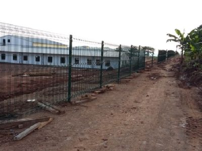 13th September 2016 - Kumawu Hospital Fencing